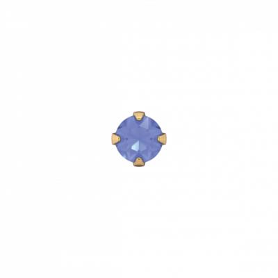 Kinderoorbellen-goud-met-blauwe-steen