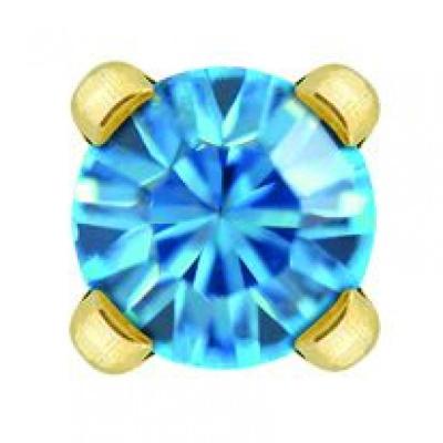 kinderoorbellen-goud-met-marineblauwe-steen